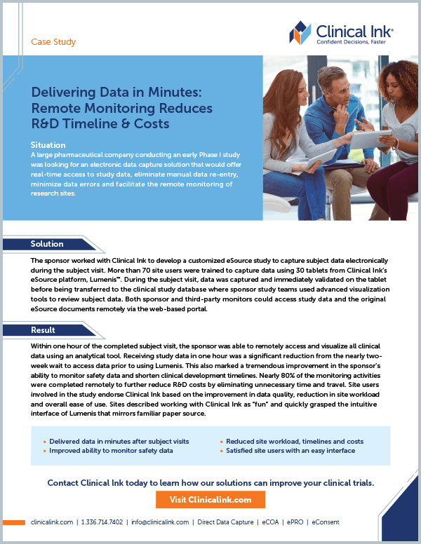 Clinical-Ink-Delivering-Data-In-Minutes-CS